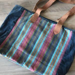 Handbags - Multi- Colored Tote